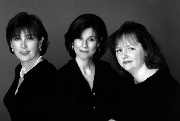 Barbara With, Teresa McMillian, Kimberly Lilith Phelps